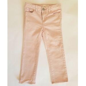Baby Gap 1969 Mini Skinny tan Jeans